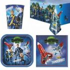 Thunderbirds Party Supplies Are Go Pack for 8 or 16 Cups Plates Napkins Loot +