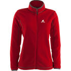 ANTIGUA WISCONSIN BADGERS WOMEN'S ICE JACKET