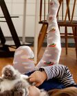 Storm Leggings Rainbows Clouds Baby Child Cool Different Alternative Fun Pants