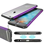 Hybrid Color Screwless Slim Metal Cleave Frame Bumper Case Cover for iPhone 6S