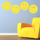 Smiley Face Decorative Patterns Creative Multipack Wall Stickers Home Art Decals