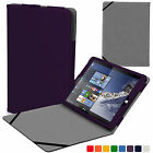 Forefront Cases® Leather Strap Smart Case Cover Sleeve for Linx 1010 / 1020