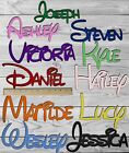 DISNEY Personalized Wooden Name Plaques Words/Letters Wall/Door Art/craft/Sign