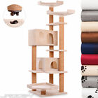 Cat Tree Climb Activity Centre Tall Scratching Post Scratcher Play Bed 164.2cm