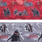 Star Wars Film Soft Fabric Material for Upholstery, Cushions, Kids £9.99 GBP