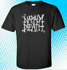 New NAPALM DEATH Heavy Death Metal Rock Band Men's Black T-Shirt Size S to 3XL