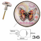 butterfly door knobs