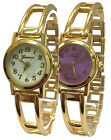 Brand New Gold Metal Strap New Fashion Ladies Bracelet Fashion Watch