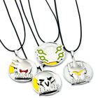 New Overwatch Reaper Reinhardt Guardian Rotatable Pendant Necklace Gift
