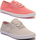 Gant New Haven Womens Canvas Trainers