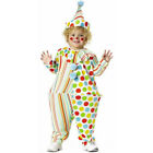 Toddler Hooped Clown Costume