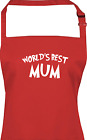 PERSONALISED PREMIER PR154 APRON WITH POCKET IN 30 COLOURS AP5