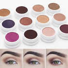 New Colour Pop Super Shock Durable Waterproof Monochromatic Eye Shadow Makeup