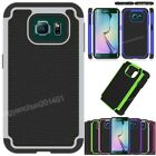 Silicone 2in1 Rugged PC+TPU Hybrid Armor Back Case Cover For Samsung Galaxy J320