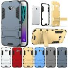 Armor Stand Shockproof PC+TPU 2 in1 Hybrid Case Cover For Samsung A320 A520 A720