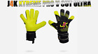 J4K XTREME PRO V CUT ULTRA GLOVE GOALIE KEEPER GK GLOVES SOCCER