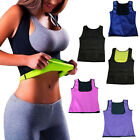 Women Sliming Body Shaper Sport Athletic Yoga Vest Tops Shapewear S M L XL 2XL