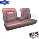 1965 Cadillac DeVille Front & Rear Seat Covers Upholstery PUI New