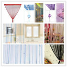 1Set Home Decor Beads Curtain Room Divider Beads Portiere Curtain Door Curtain