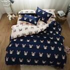 Japanese Anime 2017 Chi's Sweet Home Cat Bedding Set 4pc Queen King Size RARE