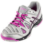 Women`s Gel-Game 5 Tennis Shoes Silver and Black