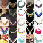New Wholesale Fashion Women Lady Girl Choker Pendant Stylish Statement Necklace