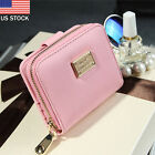 Lady Women Leather Purse Clutch Wallet Small Bag Card Holder Ziper Handbag US