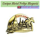Unique Design Metal Fridge Magnet Home Decor Holiday Souvenir Gift from Thailand