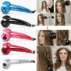 Salon Automatic Hair Styling Curling Tong Curler Iron Roller Machine Ceramic