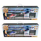 Global Gizmos Indestructible Remote Control RC Helicopter Red/Blue