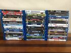 Blu-ray MOVIES!!  LOT OF 60 MOVIES TO CHOOSE FROM $6.00 Each NICE AND WELL KEPT!
