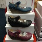 Heavenly Feet Audrina Wedge Shoes Ladies Fly'in Out New Summer Sizes 3,4,5,6,7,8