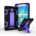Shockproof Rugged Defender Stand Tablet Case For Samsung Galaxy Tab A 10.1 P580
