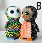 plush toy stuffed doll animal owl big eye bird couple love cute gift present 1pc