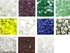 Miyuki Tila Beads     5mm x 5mm x 1.9mm sold in 10 gram bags group 1
