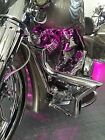 NEW CUSTOM CRASHBAR CRASH BARS HIGHWAY BAR TOURING HARLEY ENGINE GUARD