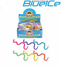 STRETCHY SNAKE PARTY BAG FILLER LOOT BAGS COLORFUL FUN BOYS GIRLS POCKET MONEY