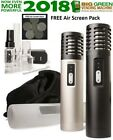 NEWEST ARIZER AIR PORTABLE + SCREENS + GREEN SKIN + FREE 1-DAY EXPRESS SHIPPING!