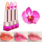 Fashion Jelly Temperature Color-Changing Lipstick Flower Nourishing Lip Gloss