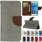 Stand Flip Popular Leather Card Hand Strap Case Cover For Huawei P8 Lite/Mate 9