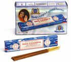 12 Packs x 15g NAG CHAMPA NEW RANGE INCENSE STICKS  26 Fragrances to choose from