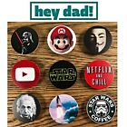 Pop out socket. Star Wars, Mario. IPhone, samsung Grip, stand, holder £2.95 GBP