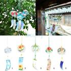 japanese garden bell - Wind Chime Glass Wind Bell Garden Decor Hanging Ornament Japanese Style