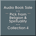 Audio Book Sale: Religion & Spirituality (4) - Pick what you want to save