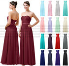 Long Bridesmaid Dresses Prom Dresses Formal Evening Cocktail Party Dress 6-20+++