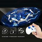 Hot RC Helicopter Pocket Drone Mini 6 Axis aircraft with LED Switchable Speed AD