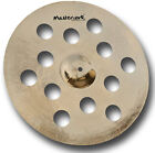 MASTERWORK CYMBALS  FX RESONANT CRASHES W EFFECTIVE HOLES MYC 4