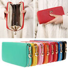 Women's Lady Leather Clutch Wallet Card Holder Case Purse Handbag Long Fashion
