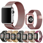 Milanese Magnetic Loop Stainless Steel Watch Band Strap For iWatch Watch 38/42mm