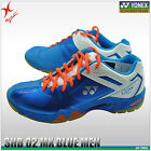 YONEX BADMINTON SHOE - SHB 02 MX - POWER CUSHION 02 BLUE